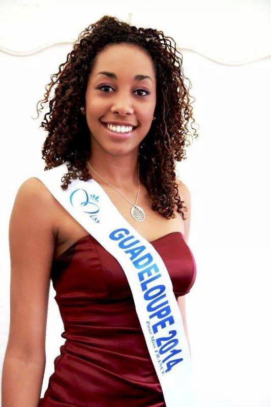 Miss Guadeloupe 2014 :: Nouvelles photos de Chloé Mozar