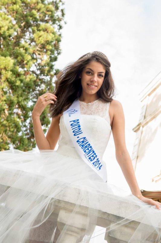 Miss Poitou-Charentes 2014 :: Nouvelles photos de Mathilde Hubert
