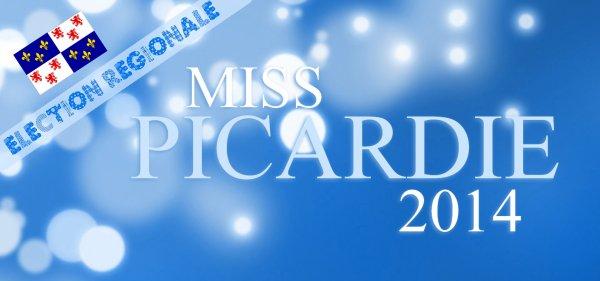 ÉLECTION RÉGIONALE - Miss Picardie 2014, Adeline Legris-Croisel
