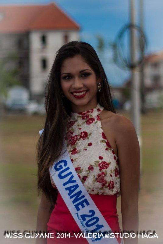 Miss Guyane 2014 :: Nouvelles photos de Valéria Coelho Maciel
