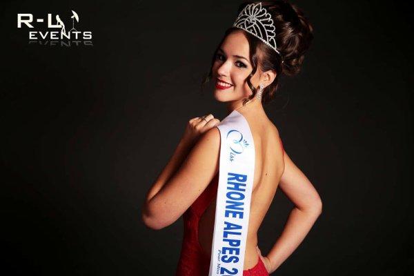 Miss Rhône-Alpes :: Nouvelles photos d'Aurore Thibaud