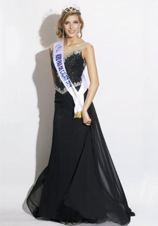 Miss Nord-Pas-de-Calais 2014 :: Nouvelles photos de Camille Cerf