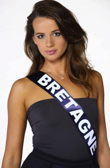 Miss Bretagne 2014 :: Maïlys Bonnet