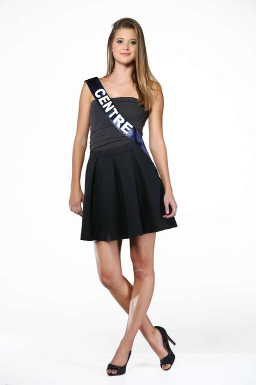 Miss Centre 2014 :: Amanda Xeres