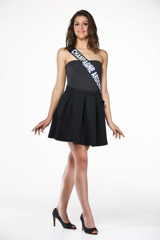 Miss Champagne-Ardenne 2014 :: Mélissa Cervoni