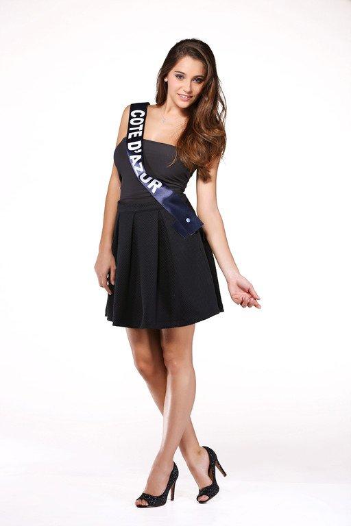 Miss Côte d'Azur 2014 :: Charlotte Pirroni