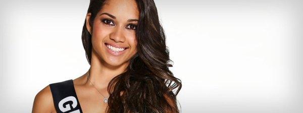 Miss Guyane 2014 :: Valéria Coelho Maciel