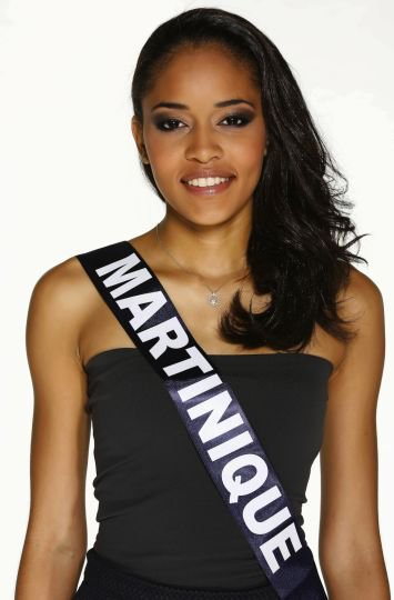 Miss Martinique 2014 :: Moëra Michalon