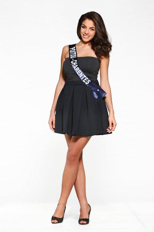Miss Poitou-Charentes 2014 :: Mathilde Hubert