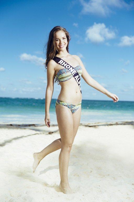 Miss Rhône-Alpes 2014 :: Aurore Thibaud