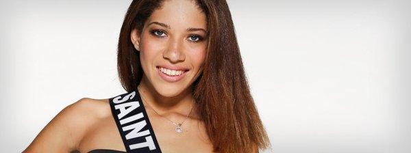 Miss Saint-Martin 2014 :: Nadika Matthew-Gauthier