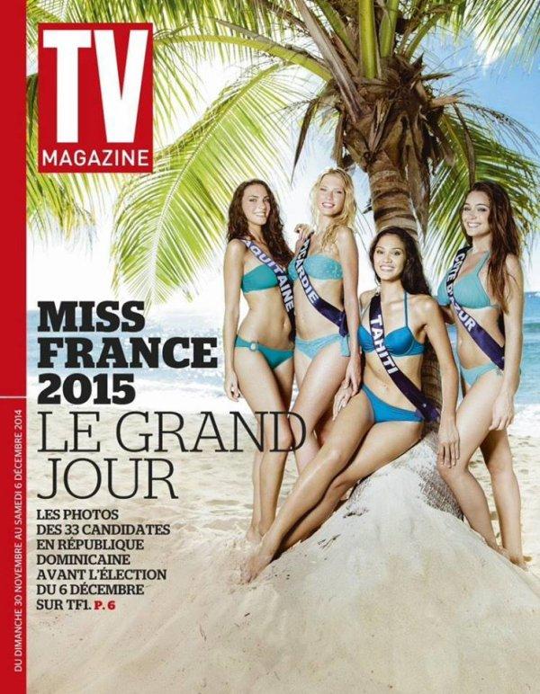 Miss France 2015 :: Actu