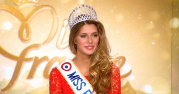Camille Cerf :: Ses premières heures en tant que Miss France 2015