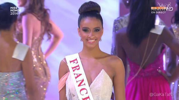 Miss Monde 2014, Jour J