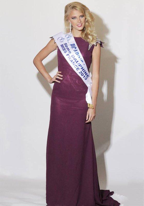 Miss Picardie 2014 :: Nouvelles photos d'Adeline Legris-Croisel