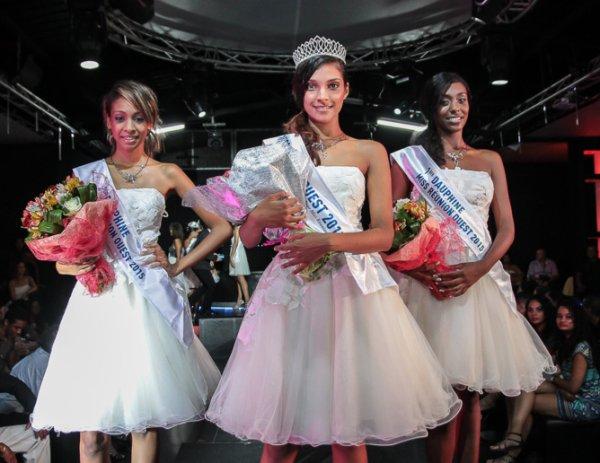 Miss Réunion-Ouest 2015
