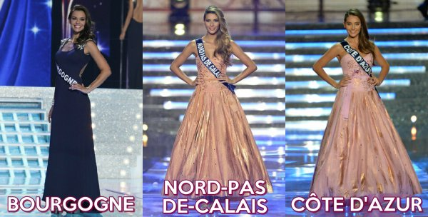 GRAND JEU :: Miss France, la grande élection