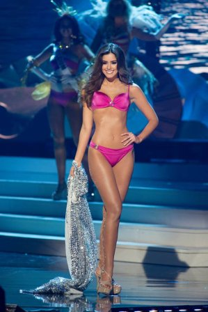 Miss Univers 2014 - Miss Colombie couronnée