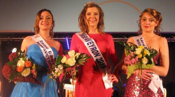 Miss Vallée de la Drôme 2015 / Miss Aveyron 2015