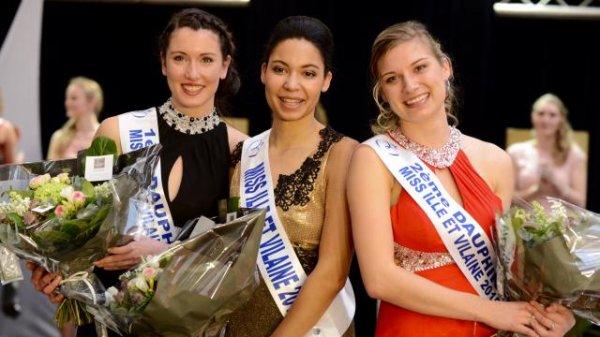 Miss Ille-et-Vilaine 2015