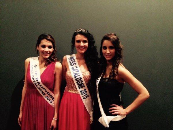 Miss Catalogne 2015