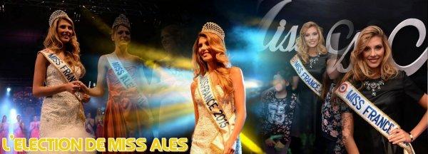 Camille Cerf, Miss France 2015 :: 4 mois de règne