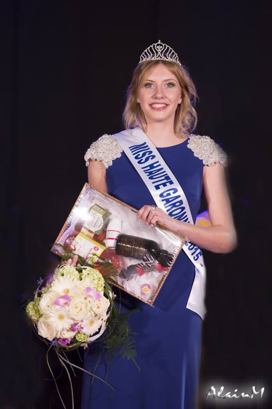 Miss Haute-Saône 2015 / Miss Haute-Garonne 2015