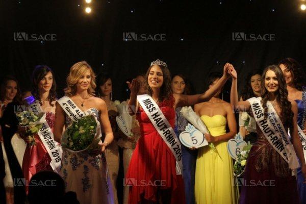 Miss Haut-Rhin 2015 / Miss Yonne 2015