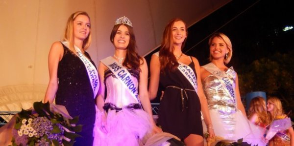 Miss Carnon 2015