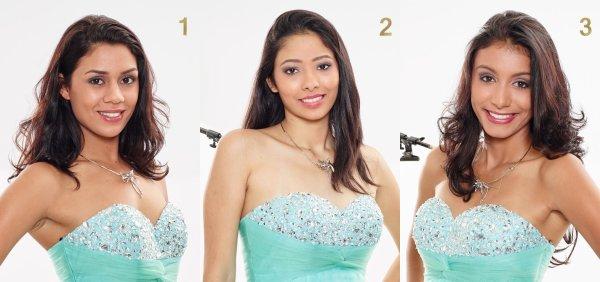 Miss Réunion 2015 :: Les vidéos de présentation des candidates