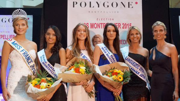 Miss Montpellier 2015 / Miss Béziers 2015