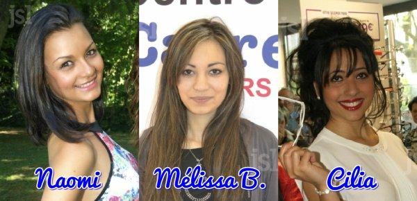 MISS BOURGOGNE 2015 :: Les candidates