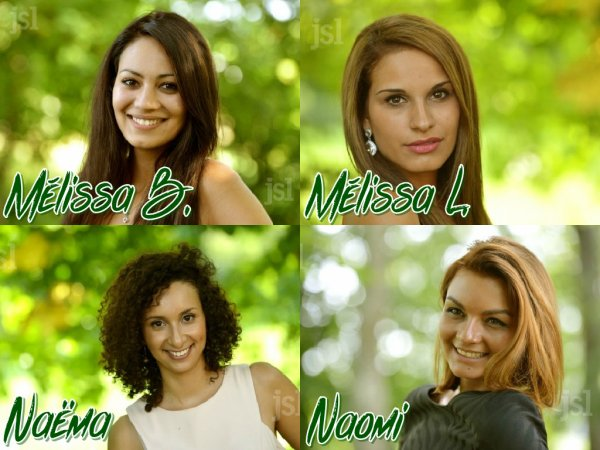 MISS BOURGOGNE 2015 :: Photos officielles des candidates