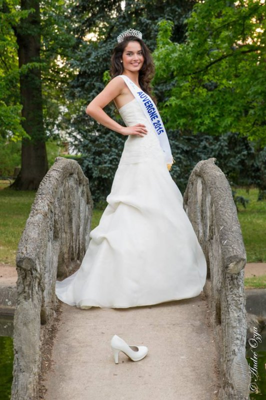Miss Auvergne 2015, Pauline Bazoge :: Photos