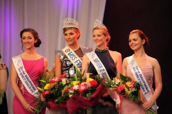 MISS SAINT-PIERRE-ET-MIQUELON 2015 :: JULIE BRIAND