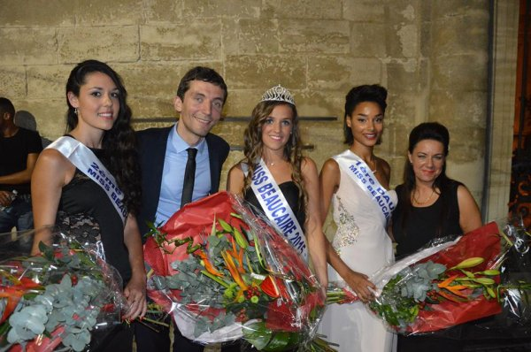 Miss Beaucaire 2015 / Miss Vallauris-Golfe-Juan 2015
