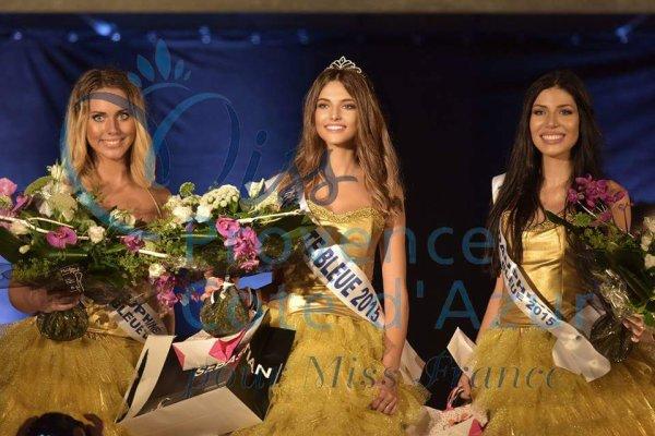 Miss Côte Bleue 2015 / Miss Pays de Comminges 2015