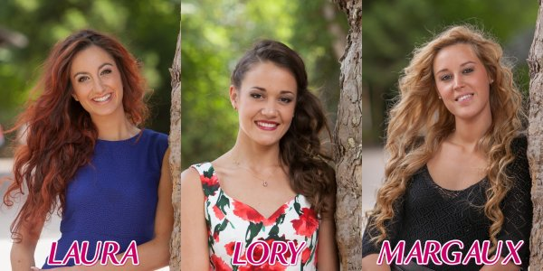 MISS LORRAINE 2015 :: Les candidates