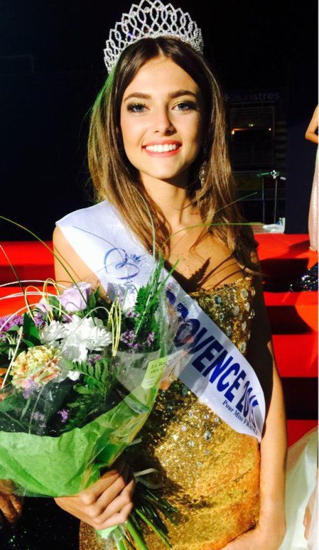 MISS PROVENCE 2015 :: JULIA COURTÈS