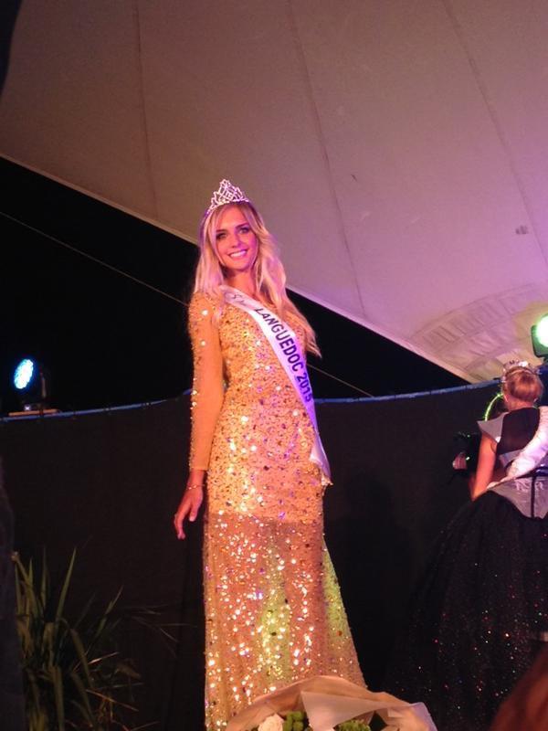 MISS LANGUEDOC 2015 :: LÉNA STACHURSKI