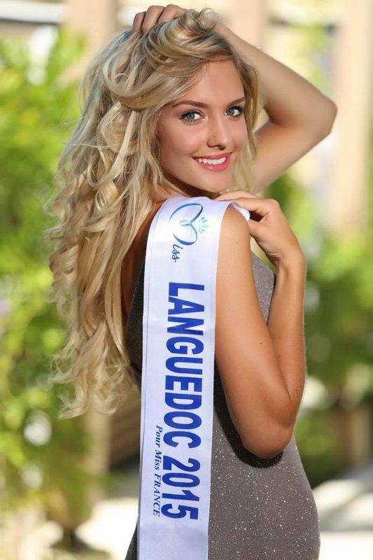 Miss Languedoc 2015, Léna Stachurski :: Photos
