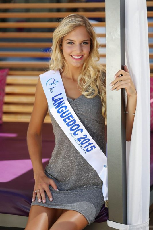 Miss Languedoc 2015, Léna Stachurski :: Photos