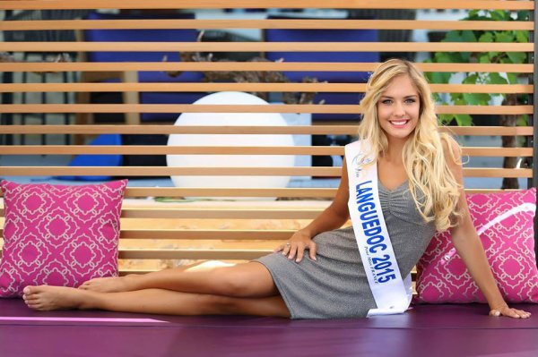 Miss Languedoc 2015, Léna Stachurski :: Photos (2)