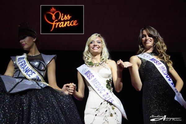 Miss Médoc 2015
