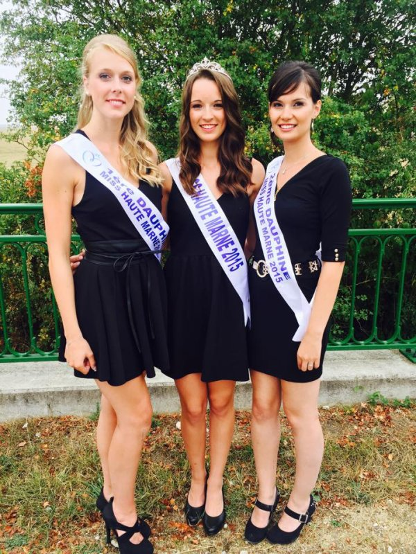 Miss Haute-Marne 2015