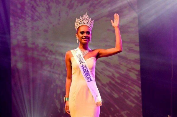 MISS NOUVELLE-CALÉDONIE 2015 :: GYNA MOEREO