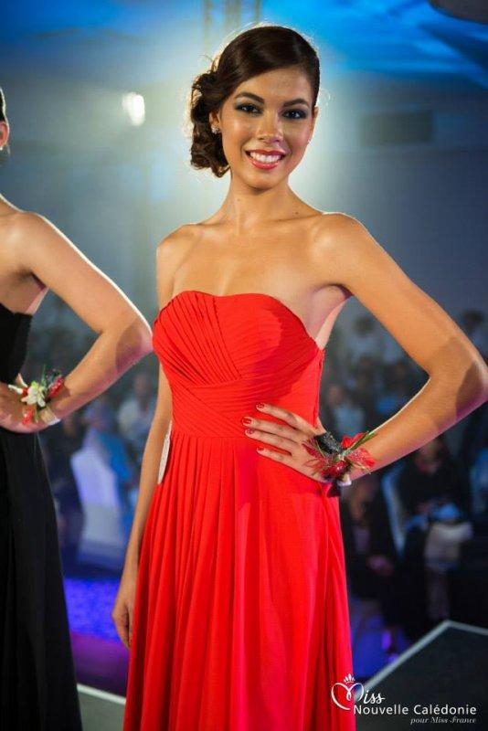 MISS NOUVELLE-CALÉDONIE 2015 :: Gyna Moereo à Miss Earth, Julia Roquigny à Miss France... ou pas !