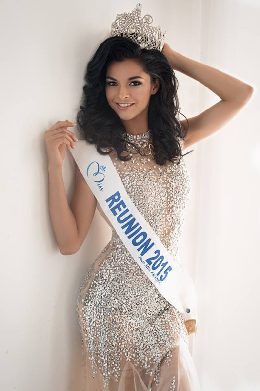 Miss Réunion 2015, Azuima Issa :: Photos (2)