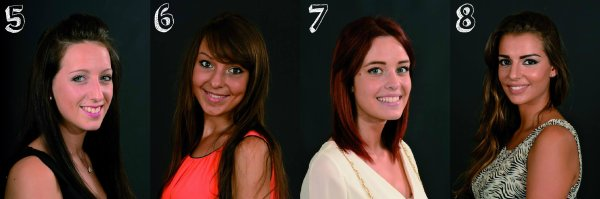 MISS LIMOUSIN 2015 :: Les candidates