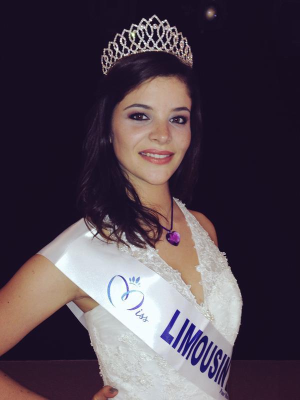 MISS LIMOUSIN 2015 :: EMMA BOURROUX